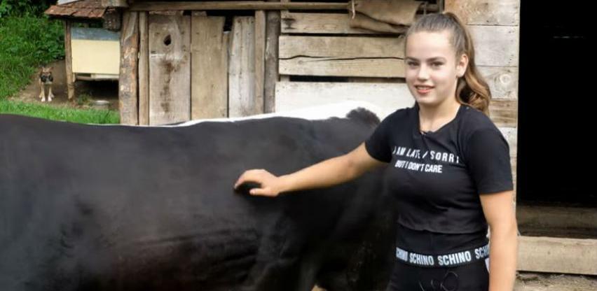 Martina Batista iz Busovače najbolja trenerica bikova u BiH