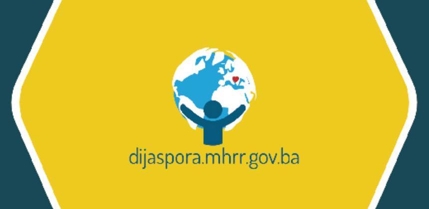 Promoviran prvi interaktivni portal za dijasporu iz Bosne i Hercegovine