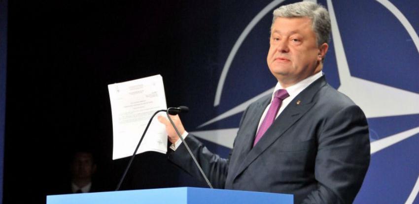 Porošenko: Ukrajina se stalno približava članstvu u NATO-u