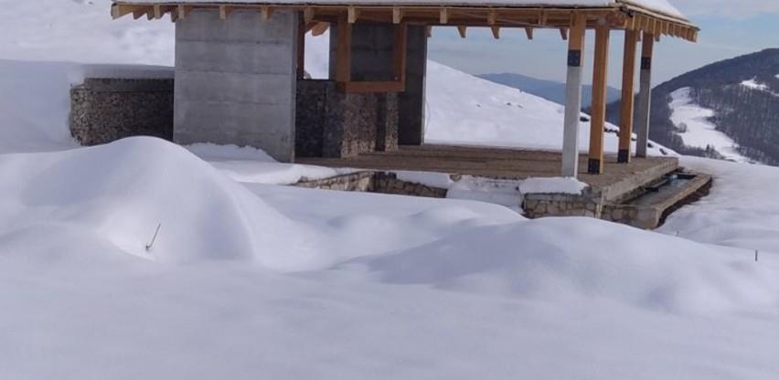Obnova bunara vodopojilišta i odmorišta Stubo na Bjelašnici