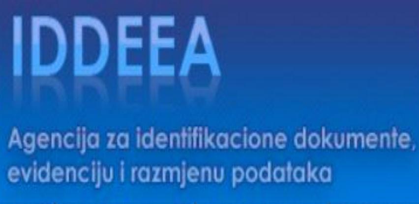 IDDEEA objavila poziv za Izvođenje radova na izgradnji objekta Agencije