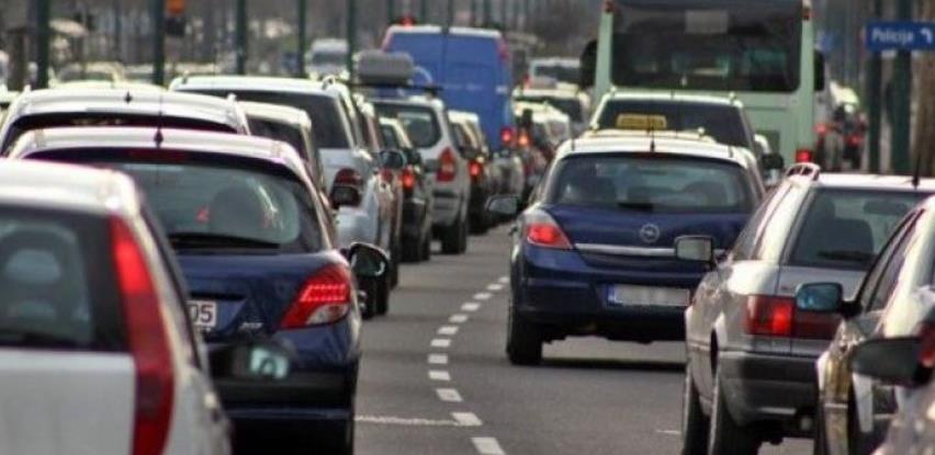 U FBiH skoro 60 posto vozila starije od 15 godina