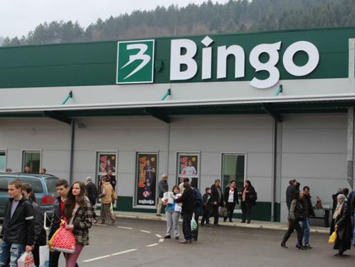 Bingo nastavlja širenje na bh. tržištu