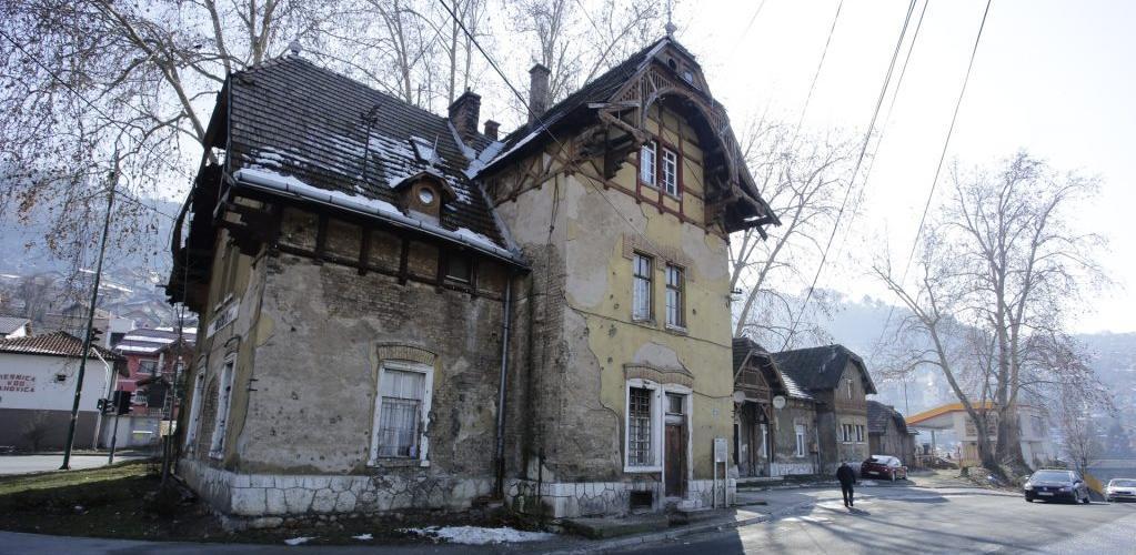 Kreće projekt obnove: Zgrada željezničke stanice Bistrik bit će muzej