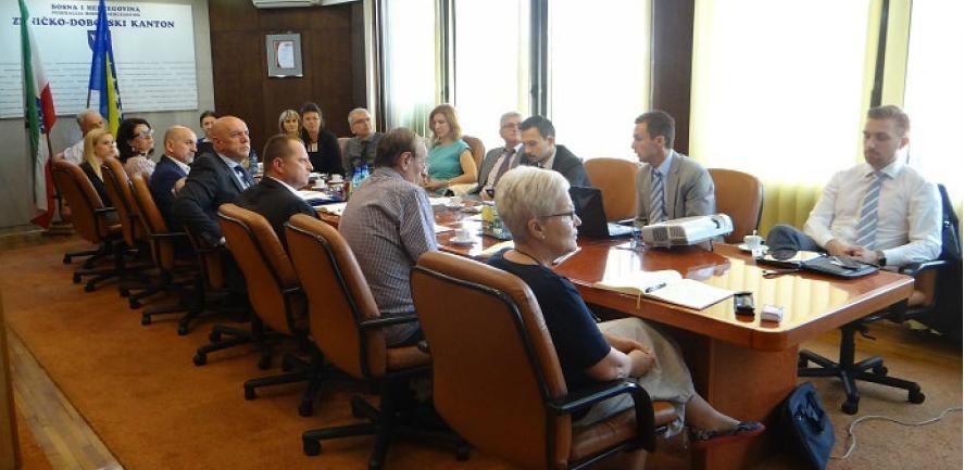EBRD finansira rekonstrukciju Kantonalne bolnice u Zenici sa 10 mil. eura