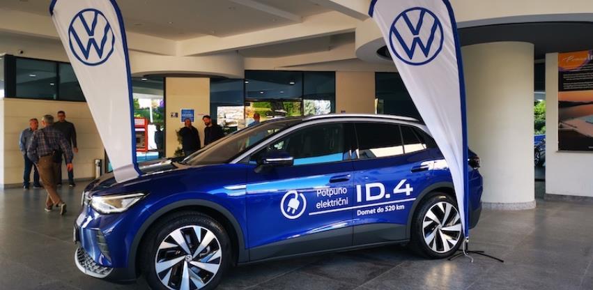 Volkswagen električna vozila