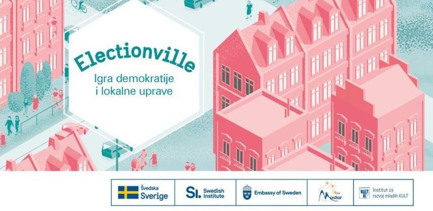 Welcome to Electionville: Javni poziv za mlade iz Sarajeva i Banja Luke