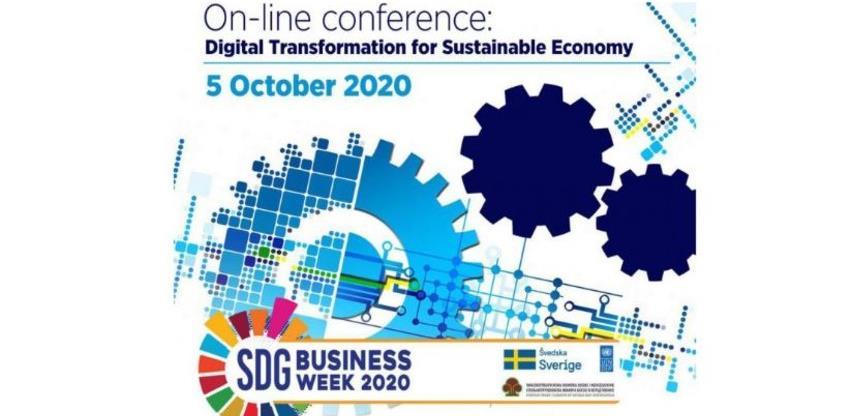"""Konferencija """"Digitalna transformacija za održivu ekonomiju"""""""