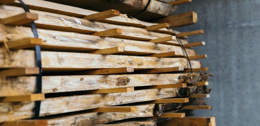 Pad proizvodnje i prodaje šumskih sortimenata