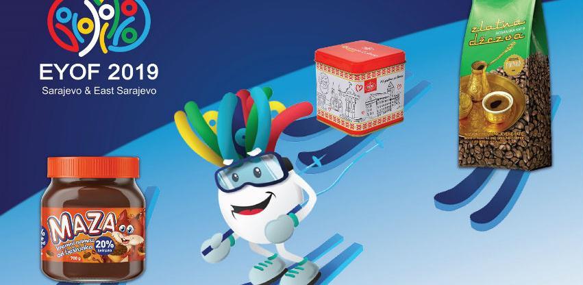 Vispak, Maza i Klas ponosni sponzori takmičenja EYOF 2019