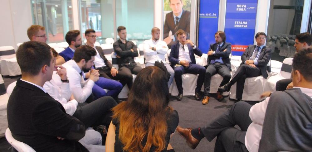 Mladi regiona zajedno će krčiti put ka inostranom tržištu