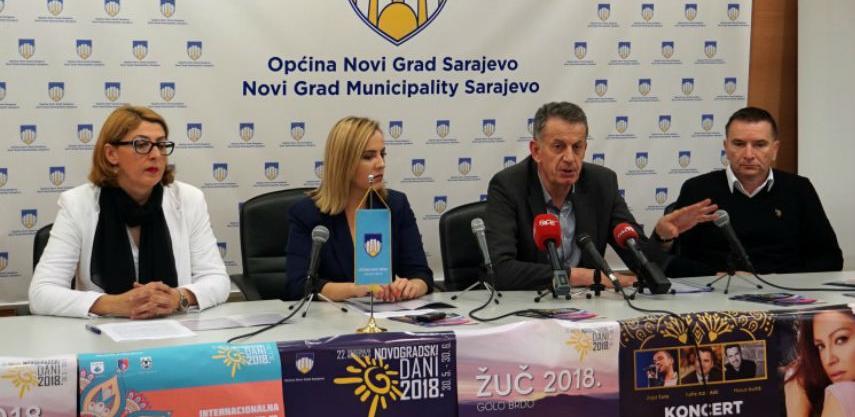 Predstavljen bogat program 'Novogradskih dana 2018'