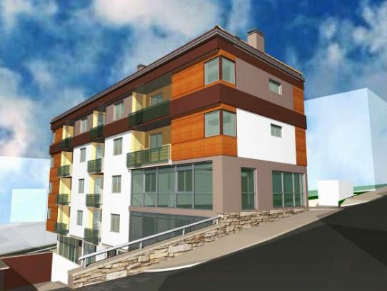 Počela izgradnja vakufskog stambeno-poslovnog objekta u centru