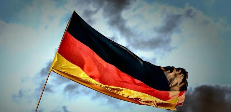 Pad njemačke ekonomije za 9,7 posto