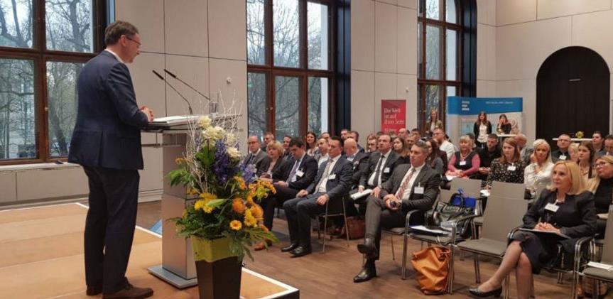 Na poslovnom forumu u Njemačkoj 18 firmi iz BiH