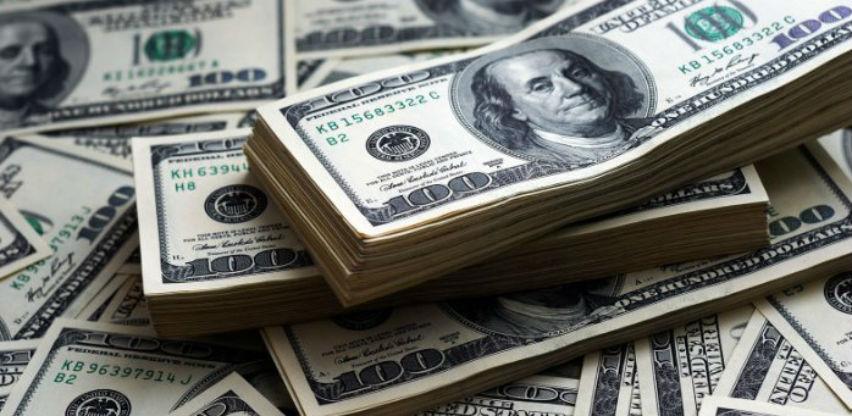 Dolar blizu najviših razina u dva mjeseca