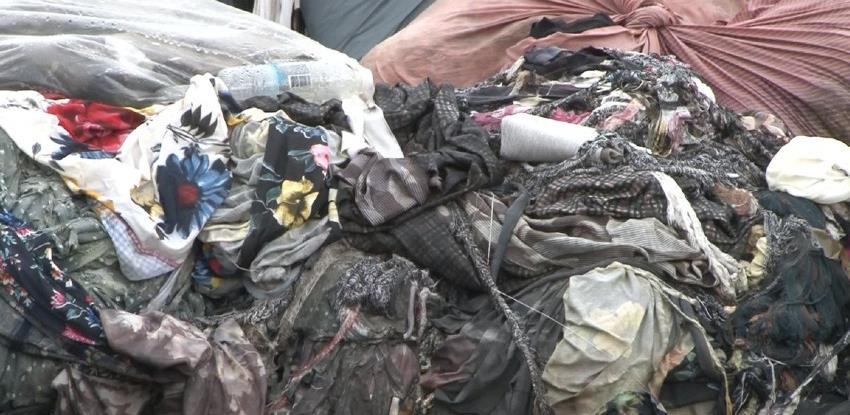 Okončana procedura za zbrinjavanje 414 tona neopasnog otpada iz tri kantona