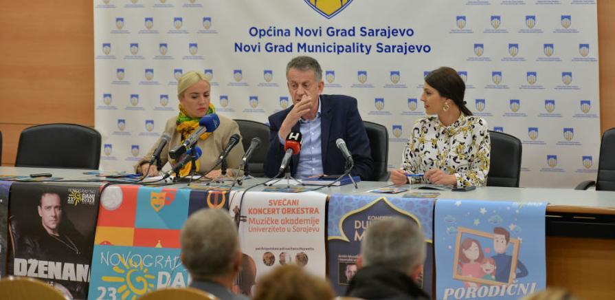 """Predstavljen program 23. manifestacije """"Novogradski dani 2019"""""""