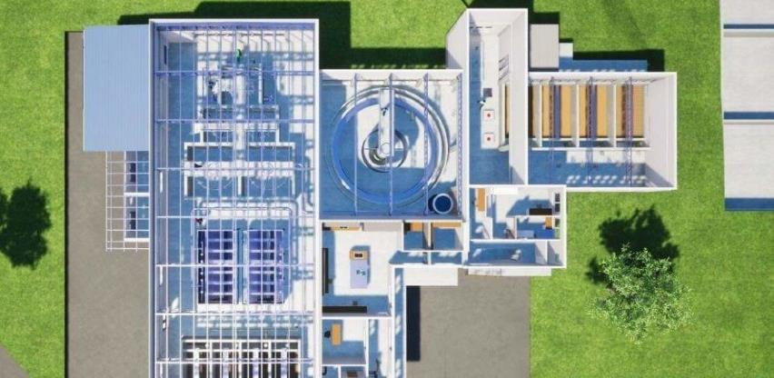 Završena prva faza rekonstrukcije fabrike vode u Tesliću