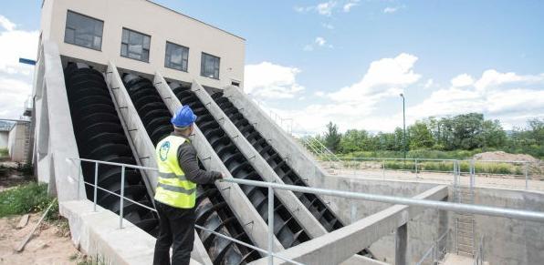 Sarajevo: Obnovljeno postrojenje za prečišćavanje otpadnih voda