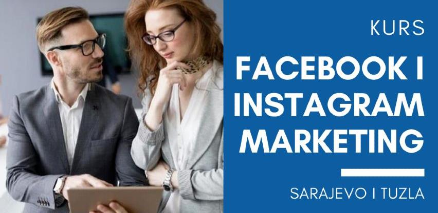 Praktična obuka - Facebook i Instagram marketing