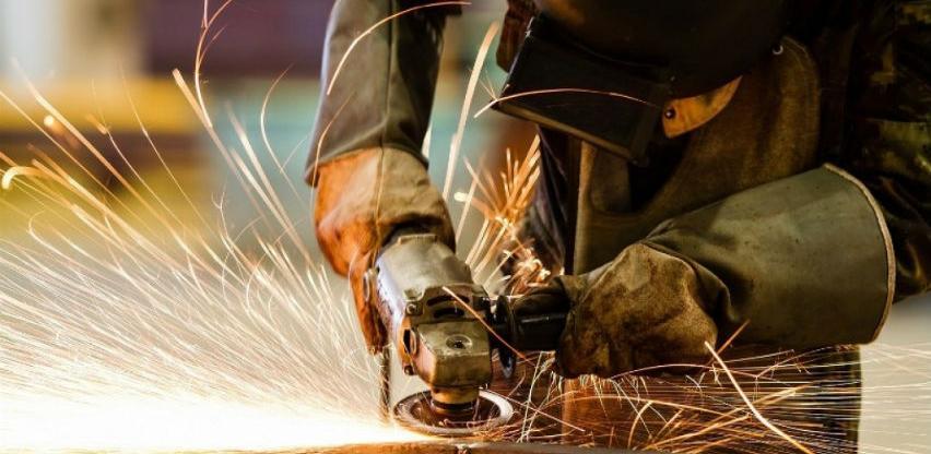Pad industrijske proizvodnje u BiH od 1,7 posto u aprilu