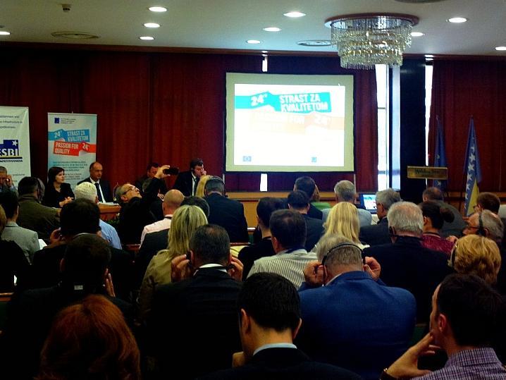 U Mostaru održan sastanak o sustavu upravljanja kvalitetom