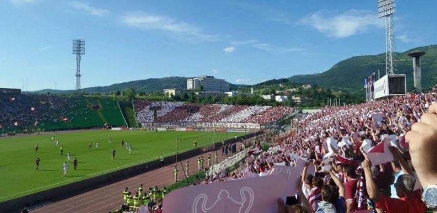 FK Sarajevo sutra protiv FK Čelik