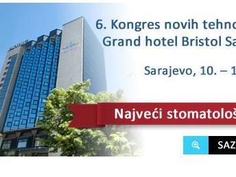 Šesti međunarodni kongres novih tehnologija u stomatologiji