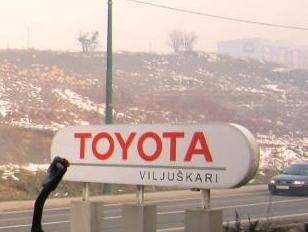 Sarajevski Ednil planira finansiranje kupaca Toyota viljuškara