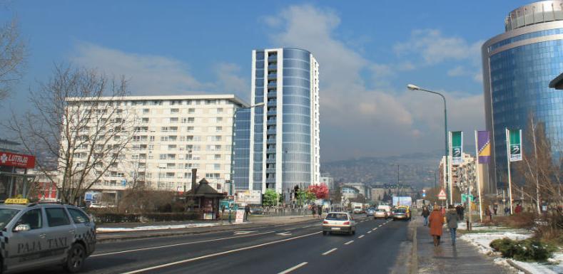 Unigradnja na Otoci gradi stambeno-poslovni toranj sa 15 spratova