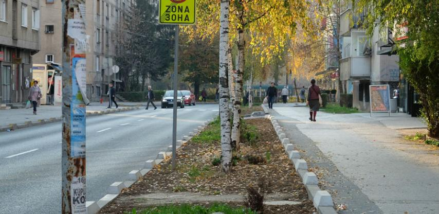 Završena sanacija kolovoza, trotoara i pješačkih staza u Gradačačkoj ulici