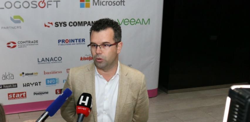 Omar Krivošija napušta poziciju direktora Microsofta