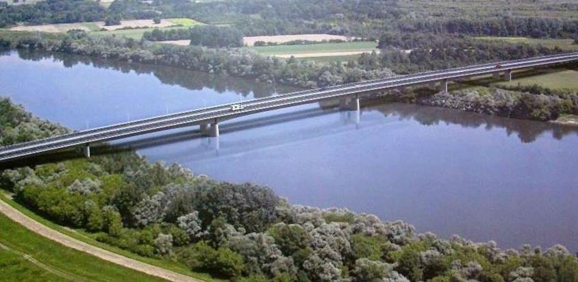 Objavljen tender za izgradnju međudržavnog mosta preko rijeke Save kod Gradiške