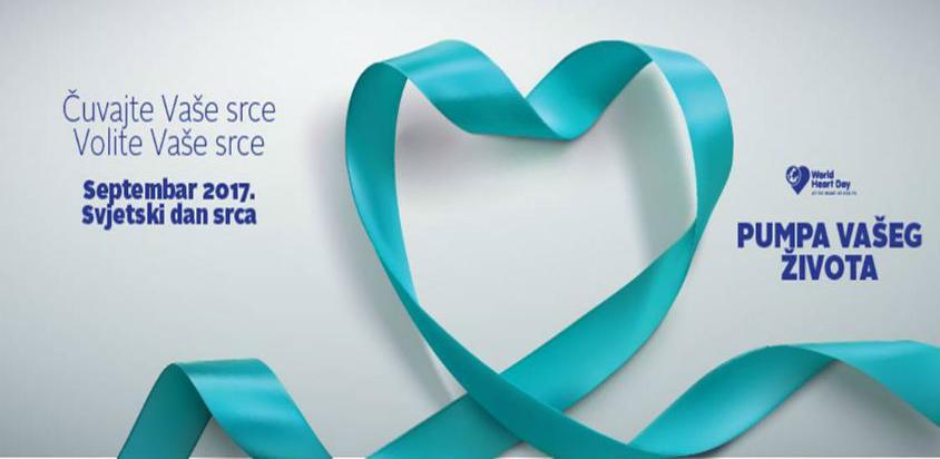 INZ danas obilježava Svjetski dan srca i Dan bez automobila