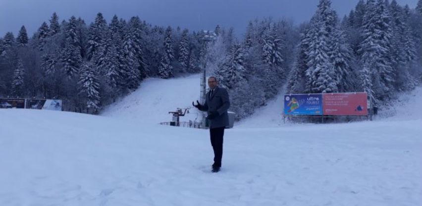 Skijanje na Bjelašnici od subote – prvi dan besplatno dnevno i noćno