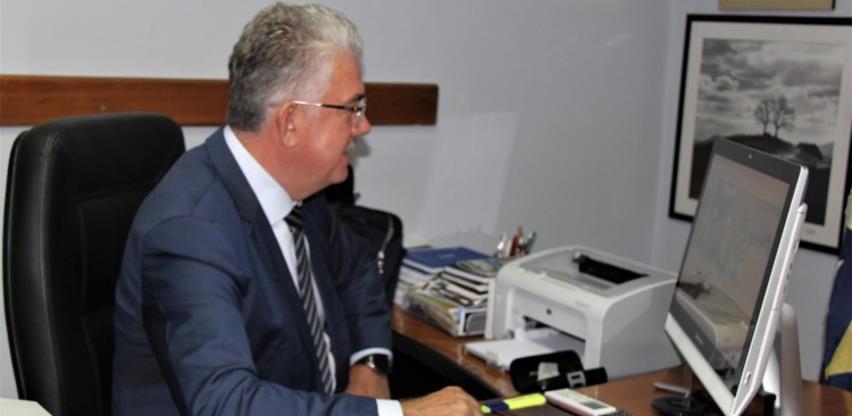 HNŽ: Odžana sjednica UO za izradu Plana upravljanja obalnim područjem BiH