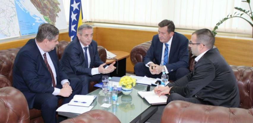 BiH i Sjeverna Makedonija jačaju saradnju u oblasti transporta i komunikacija