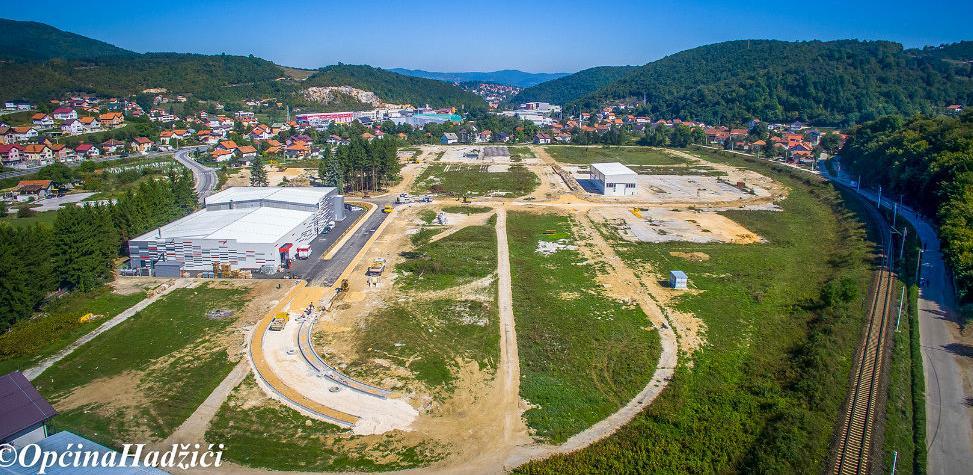 Za Privrednu zonu Hadžići obezbijeđeno 591.250 KM