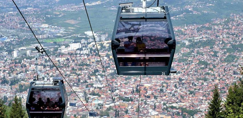 Interesovanje ne jenjava: Trebevićku žičaru posjetilo više od milion ljudi