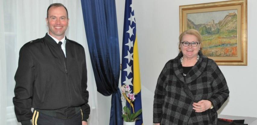 Turković-Edwards: BiH i NATO imaju snažno partnerstvo