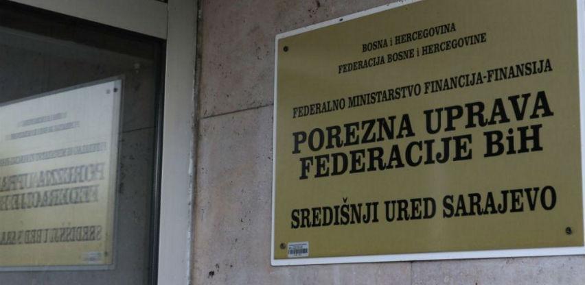 Porezna uprava Federacije BiH zapečatila 20 kladionica