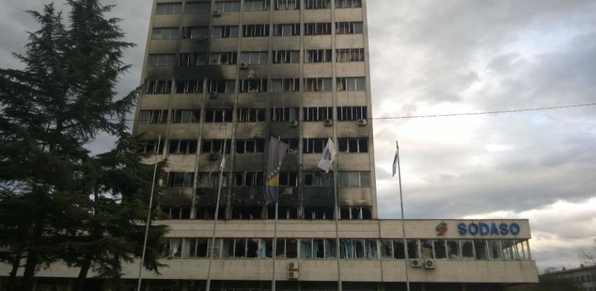 """Vlada TK u obnovu zgrade """"Sodaso"""" planira uložiti četiri miliona KM"""