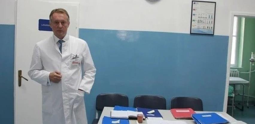 Ljekarska komora KS osuđuje ponašanje dr. Šabanovića