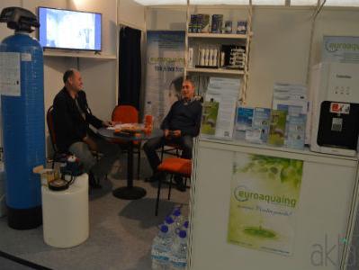 Euroaquaing prvi na tržištu sa uređajem za demineralizaciju vode