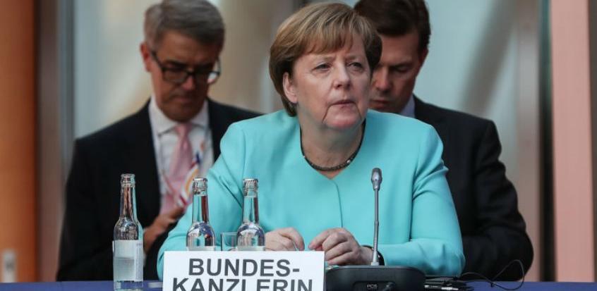 Angela Merkel u Bundestagu imenovana za kancelarku četvrti put