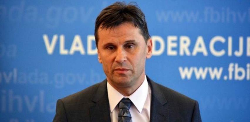Ganibegović više nije šef kabineta, a Blagojević nije više savjetnik Novalića