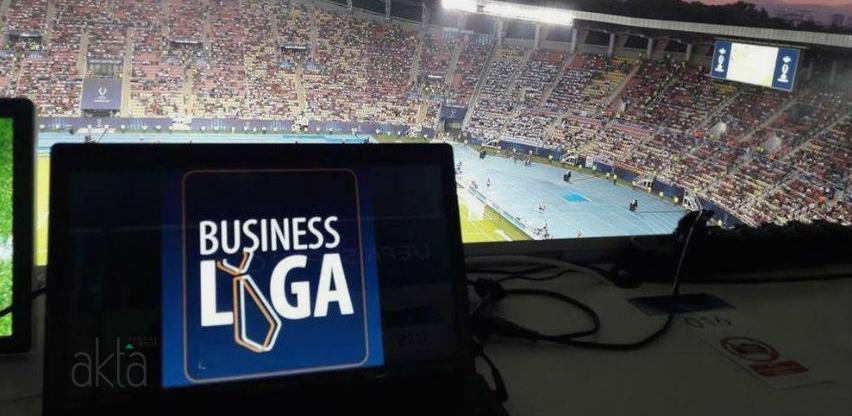 Akta.ba i ove godine medijski pokrovitelj Sport Centar Business lige