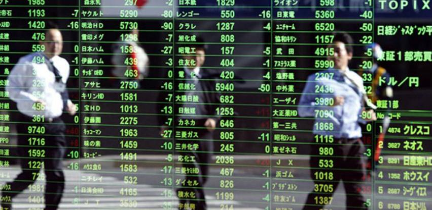 Panika na svjetskim berzama zbog eskalacije tarifnog rata