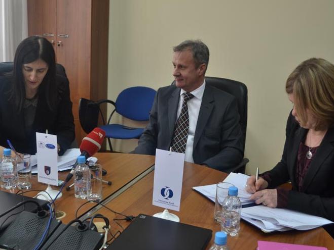 EBRD i VIK Sarajevo potpisali ugovor o zajmu od 30 miliona eura